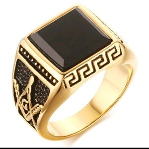Other - Gorgeous Men's Ring
